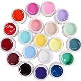 Confezione da 20 colori gamma...