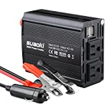 Suaoki 300W Power Inverter DC...