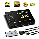HDMI Switch Support HDCP 1080p...