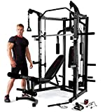 Marcy Deluxe Smith Machine...