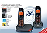 Telefoni Cordless Kit DUO Twin...