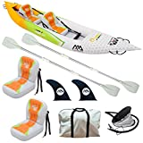 Festnight Kayak Gonfiabile...