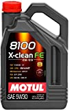 MOTUL–Olio 8100X-Clean...