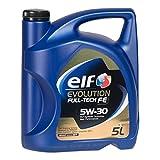 Car lubrifiant Elf Evolution...